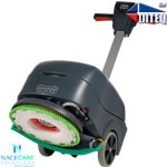Nacecare™ TG516 Compact Floor Scrubbers, 115v, w/ Poly Scrub Brush